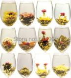 12PCS Different Blooming Flower Tea*Artistic Flower Tea