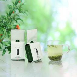 Laoshan Green Tea Authentic Laoshan Green Tea Qingdao Organic Spring New Green Tea 125g Radiation Plenty Of Sunshine Green Food