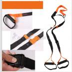 Hanging training with Txr resistance bands pull rope fitness belt tension with fitness strength training workout