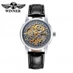Победитель мужские часы лучший бренд класса люкс автоматические механические часы мужчины часы мужские часы-скелетоны мода наручные часы Relojes хомбре