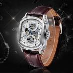 2016 победитель часы мужчины часы винтаж скелет автоматическая мужские механические часы мужчины топ класса люкс наручные часы Relogio Masculino