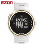 Ezon GPS часы смарт-bluetooth 4.0 спорт на открытом воздухе женщины мужские часы кроссовки цифровые часы 5ATM наручные часы для IOS