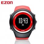 EZON Марка Роскошный открытый GPS часы Запуск Спортивные Часы Мужские Высокого класса 5ATM Водонепроницаемый Цифровой Человек Часы Цифровой часы T031