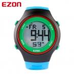 Ezon практическая наружной виды спорта поясного времени цифровой мужчины часы высокого класса 3ATM водонепроницаемый человек часы 2016 новый наручные часы