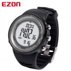 Ezon открытый спортивные часы цифровые часы мужские для пешие прогулки восхождение прогулки отдых на природе 5ATM водонепроницаемый человек наручные часы