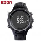 Ezon цифровой компас альтиметр многофункциональный открытый спортивные часы для пеших прогулок мужчины наручные часы с функцией календарь