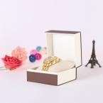 Отлично один большой часы ящик для хранения чехол браслет драгоценности путешествия подарочной коробке для часов с мягкая подушка часы чехол