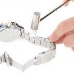 Профессиональный ремонт часов инструмент молот металл и пластик руководитель группы часы настройщиками ремонт ювелирных изделий ассамблея инструмент для Watchermaker