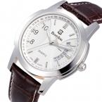 Bestdon бренд класса люкс световой мужская кварцевые часы мужчины старинные кожаный ремешок часы классические наручные часы relogio masculino