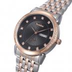 Bestdon relogio masculino мужчины платье кварцевые часы свободного покроя из розового золота часы мужчины люксовый бренд часы элегантные наручные часы подарок