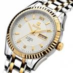 Bestdon бренд автоматические механические руки ветер часы класса люкс кристалл ограниченным тиражом наручные часы мужчины полный сталь платье часы