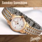 Bestdon бренд горный хрусталь элегантный кварцевый до запястья часы лучший офис-леди водонепроницаемый женщины платье часы роскошь наручные часы
