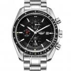 Kassaw смотреть 2016 мода элегантной роскошью лучший бренд автоматические механические мужские часы спорт световой классический наручные часы