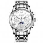 2016 kassaw человек наручные часы автоматические механические свободного покроя gentelman ежедневно бизнес лучший бренд известный мода люкс классический