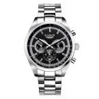Kassaw смотреть 2016 известный лучший бренд моды классические автоматические механические мужские часы световой многофункциональный бизнес-наручные часы