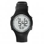 2016 новых людей мода свободного покроя цифровые часы 30 м водонепроницаемая цифровая двойной время секундомер открытый спорт наручные часы EZON L008A11