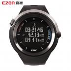 Ezon спорта на открытом воздухе для смарт-gps длинные Stanby Bluetooth часы работает с парнем многофункциональный 5ATM водонепроницаемые электронные часы G2