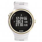 Ezon спорта на открытом воздухе для смарт-gps часы работает мужской многофункциональный 5ATM водонепроницаемые электронные часы G1 черный красный Wihte