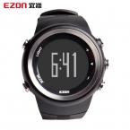 2016 горячая распродажа EZON T023 профессиональный спорт кроссовки спортивные часы usb-шагомер счетчик калорий монитор цифровые часы для мужчин