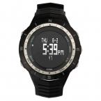 2016 профессиональных походы спорт цифровые часы робот-с-компас альтиметр барометр термометр мировое время 5ATM 50 м водонепроницаемый