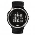 Ezon спорта на открытом воздухе для смарт-gps часы работает мужской многофункциональный 5ATM водонепроницаемые электронные часы G1 черный