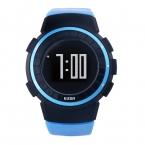 Ezon мужчины , работающие на открытом воздухе цифровые часы спортивные шагомер 50 м водонепроницаемый счетчик калорий фитнес многофункциональный наручные часы T029