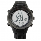 Мужчины многофункциональный 50 MWaterproof профессиональный спорт на открытом воздухе альпинист часы H017 с термометр высотомер барометр компас