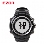 2016 горячей Ezon профессиональный спорт на открытом воздухе Digtal наручные часы с 3d-шагомер монитор сердечного ритма спорт фитнес для мужчин и женщин