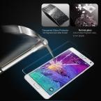 Ультратонкий 0.3 мм взрыва премиум закаленное стекло протектор для Samsung Galaxy примечание 5 N9200 ясно - анти-царапины фильма