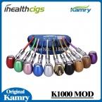 100% оригинальный K1000 трубы mod Kamry электронная сигарета 510 темы 2.4 мл распылитель мощностью K1000 э трубы
