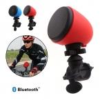 Открытый Мотоцикл/Велосипед водонепроницаемый Беспроводной Bluetooth 3.0 Спикер с Микрофоном и Гора велосипед hand free для мобильного телефона Синий/красный
