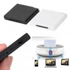 1 шт. Bluetooth A2DP музыка адаптер приемника для для iPhone 30-контактный док-спикер горячие по всему C1