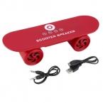 В наличии скейтборд Bluetooth Беспроводной Динамик Super Bass Для Смартфонов Ноутбуков Tablet Дате