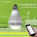 2 в 1 из светодиодов лампочка беспроводная связь Bluetooth 4.0 ас 110 В - 240 В E27 оптовая продажа