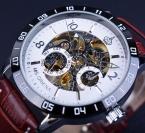 Orkina мода свободного покроя дизайн малый набор украшение часы мужские лучший бренд класса люкс автоматические Relogio Masculino свободного покроя часы часы