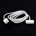 1 м USB синхронизация данных , зарядное устройство кабель шнур для Apple iPhone 3GS 4 4S 4 G iPad 2 3 iPod nano касание адаптер