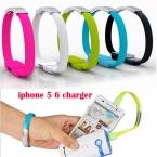 2016 новый браслет 20 см лапша 8 контакт. зарядное устройство USB кабель зарядки провод данных для iPhone 6 6 s плюс 5S IPAD Mini воздух сенсорный 5 6-й