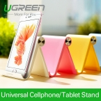Ugreen универсальный белый мобильный телефон стенд гибкая настольный телефон держатель для iPad iPhone Sony nokia htc телефон и планшет стенд
