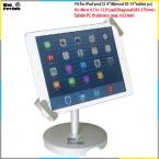 Универсальный Планшетный Держатель для 9.7-12.9 дюймов tablet pc стенд держатель безопасности для ipad pro samsung Поверхности отображения рабочего стола поддержка