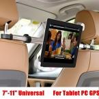 """Завод продажа универсальный 7 - 11 """" Soporte планшет автомобильный держатель для iPad для Samsung Tab для Google Xiaomi Asus подголовник автомобиля горе стенд"""