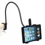 2016 новый 360 град. поворот регулируемый кровать стол универсальный планшет пк держатель подставки для iPad 2 / 3 / 4 5 мини-размер для Samsung планшет