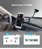 360 град. вращающихся кронштейн навигации стентов универсальный автомобильный держатель для от 7 до 8 дюймов планшет ipad mini 4 2 samsung asus