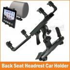 Новый 7 8 9 10 дюймов планшет автомобильный держатель подушки сиденья в салоне автомобиля колыбель soporte планшет для iPad постоять за Samsung Tab
