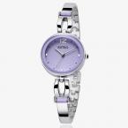 100% kimio марка роскошные женщины кварцевые - часы из нержавеющей стали женские аналоговые часы браслет женщины montre роковой де мульти-марка часы