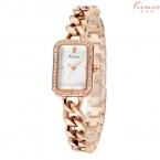 Relojes mujer 2016 Kimio часы женщины моды luxury brand дамы Аналоговый кварцевые часы золотая цепь ремешок женщин смотреть montre femme