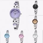 100% kimio марка роскошь часы женские нержавеющая сталь дамы Аналоговые часы браслет quartz-watch montre femme часы женские наручные