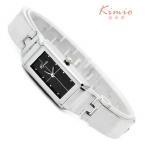 Горячие продать Kimio оригинальный бренд наручные часы для женщин прямоугольник мода повседневная дамы браслет аналоговый кварцевые часы час часы