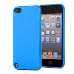 Мода конфеты цвета мягкая TPU силикон ударопрочный чехол для Apple ipod Touch 5 сенсорный 6 мобильный телефон защитной крышки