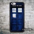 Доктор кто Tardis полиция коробка чехол для аудио 5 и для iPhone 6 6 большой 5 5S 5c 4 4S крышка