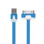 Для Apple iPhone 3GS 4 4S 4 Г для iPad 2 3 для iPod nano с сенсорным Высокое качество красочные Micro USB синхронизации Данных кабель Зарядного Устройства 20 СМ 1 М 2 М